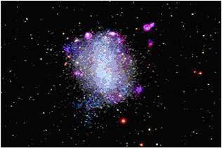 galaksi tak beraturan