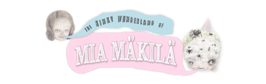 The blog of Mia Mäkilä