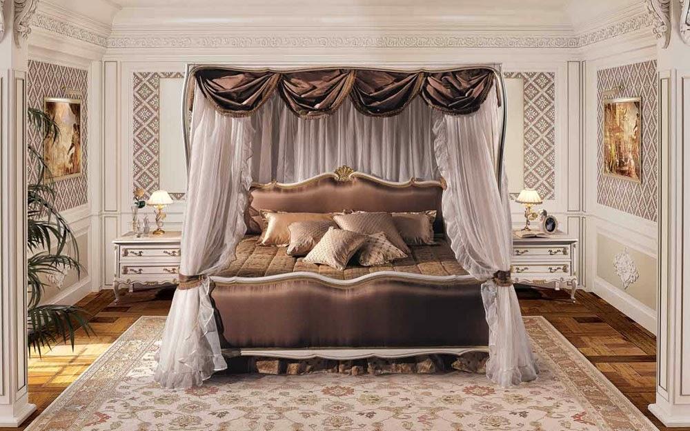 dormitorios matrimoniales de lujo ideas para decorar dormitorios. Black Bedroom Furniture Sets. Home Design Ideas