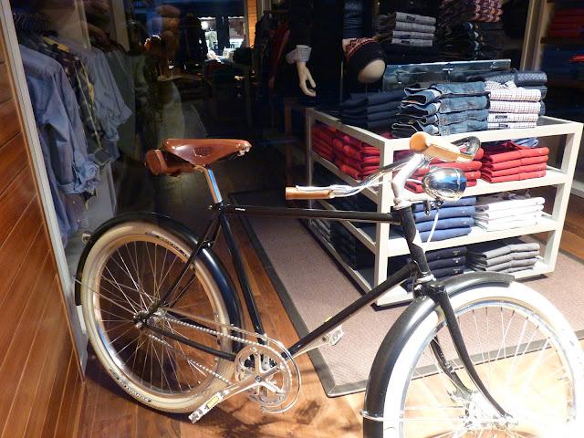 vélo commerce