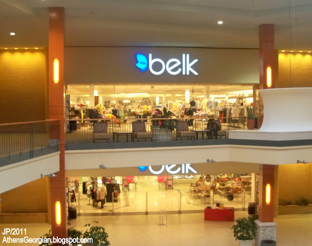 Clothing Stores In The Mall Of Georgia