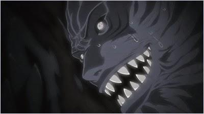 คิซาเมะซ่อนตัวอยู่ในดาบหนังฉลาม