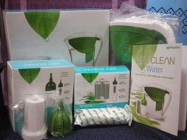 SHAKLEE GET CLEAN WATER PITCHER