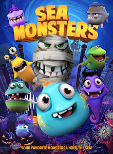 Sea Monsters Poster