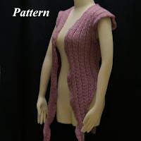 Summer Sweater Top Pattern