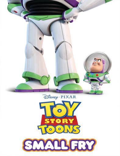 Ver Toy Story Toons: Pequeño gran Buzz (2011) Online
