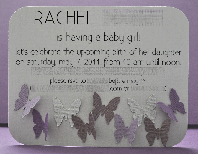 Never Without: Butterfly Baby Shower  Part I  Decor 671 x 523