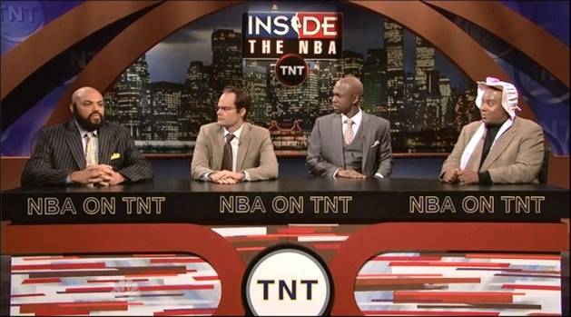 NBA on TNT saturday night live