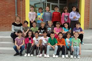 Foto grup 2B fi de curs 2011-2012