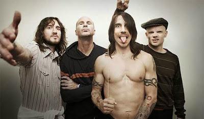 Compre online agora o transporte para show do Red Hot Chili Peppers no Rio de Janeiro