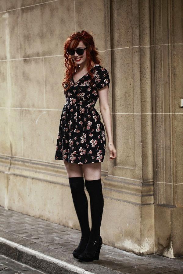 roupas da moda,vestido curto floral, moda feminina