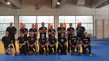 Instructores Krav Maga Fel Jul 2019
