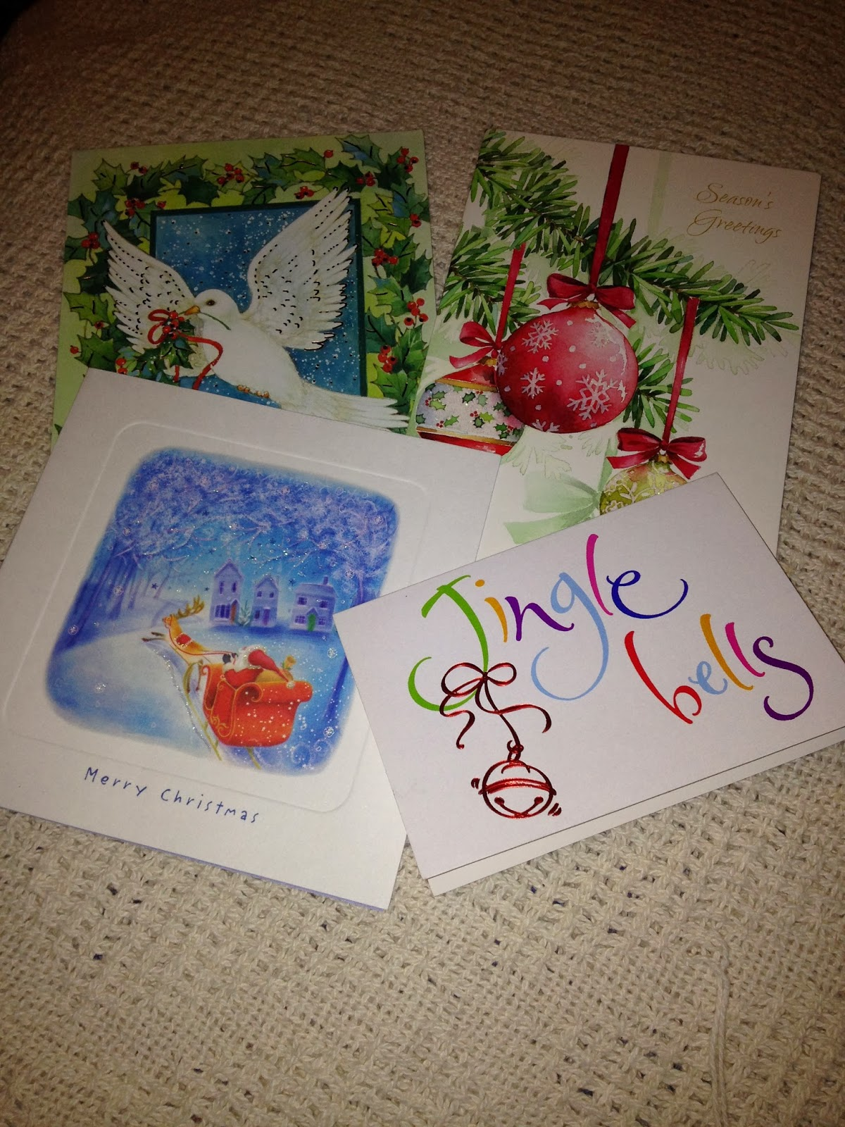 Music Class Ideas: Christmas Card Music Rhythms