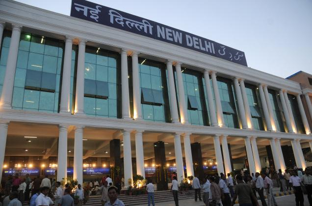 Delhi Railway station gets Free Wi-Fi Connectivity for the passengers