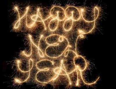 Ευχές και σκέψεις για το νέο έτος