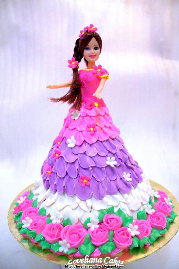 Cake Pictures Of Barbie Doll : www.loveliana-online.blogspot.com: Barbie Doll Cake ...