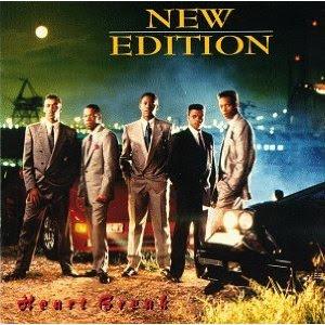 New Edition - Heart Break (RNB)