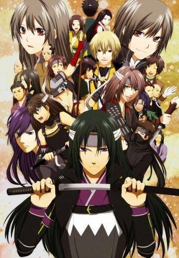 Hakuouki Hekketsuroku Episode 0 (Recap) - Hakuouki Hekketsuroku Episode 0 (Recap) 2010 Poster