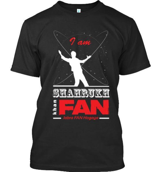 SRK FAN Tshirts