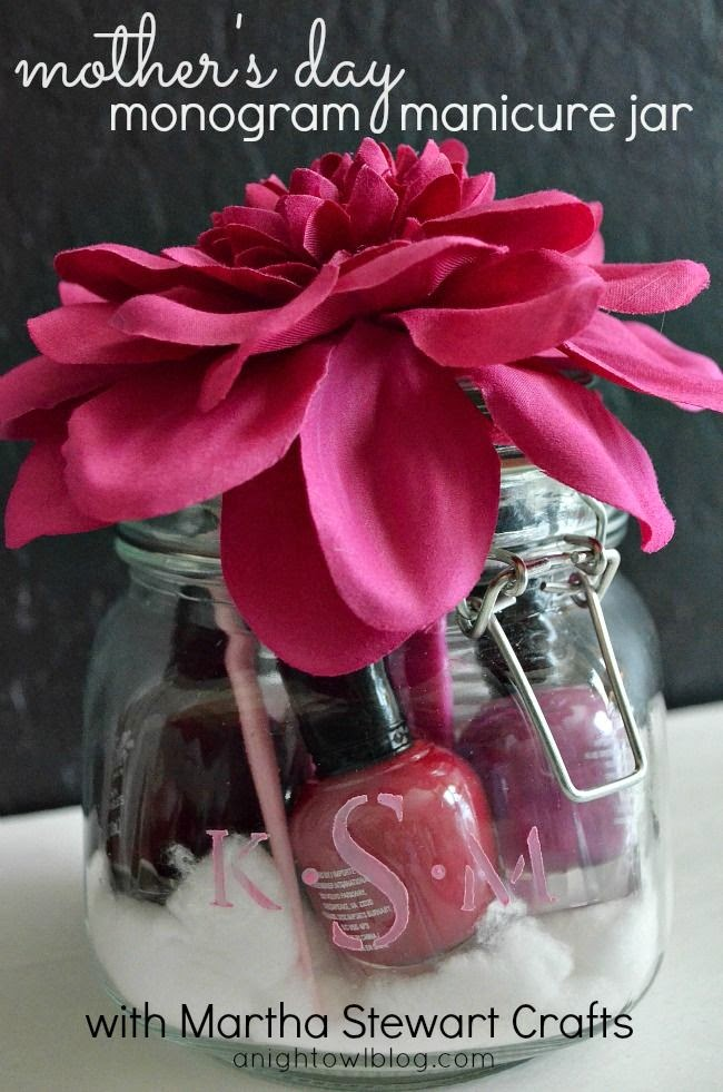 http://anightowlblog.com/2013/04/mothers-day-monogram-manicure-jar-with-marthastewartcrafts.html