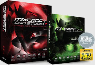 Mixcraft Pro Studio Terbaru 7.5.289 Full Version