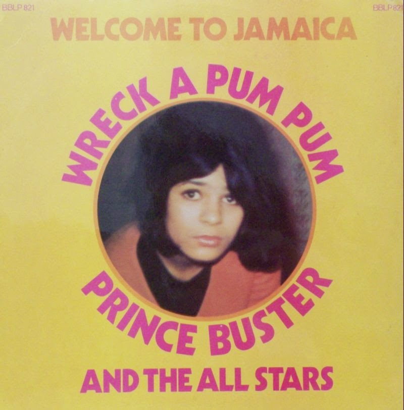 Prince Buster Raise Your Hands 127 Orange Street