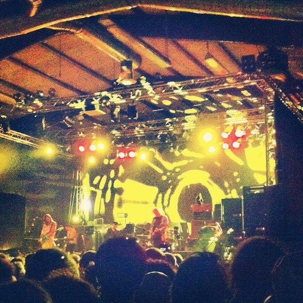 My Bloody Valentine live @ Estragon, Bologna - 2013/05/27