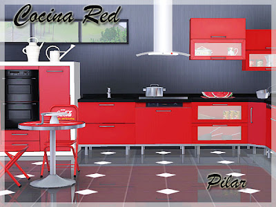 03-09-12 Kitchen Red