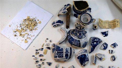 Βρετανία: Μουσείο αναζητεί πεντάχρονο που έσπασε βάζο του 18ου αιώνα