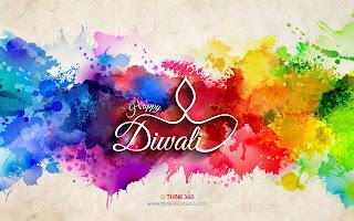 Happy Diwali beautiful HD Wallpaper 2015