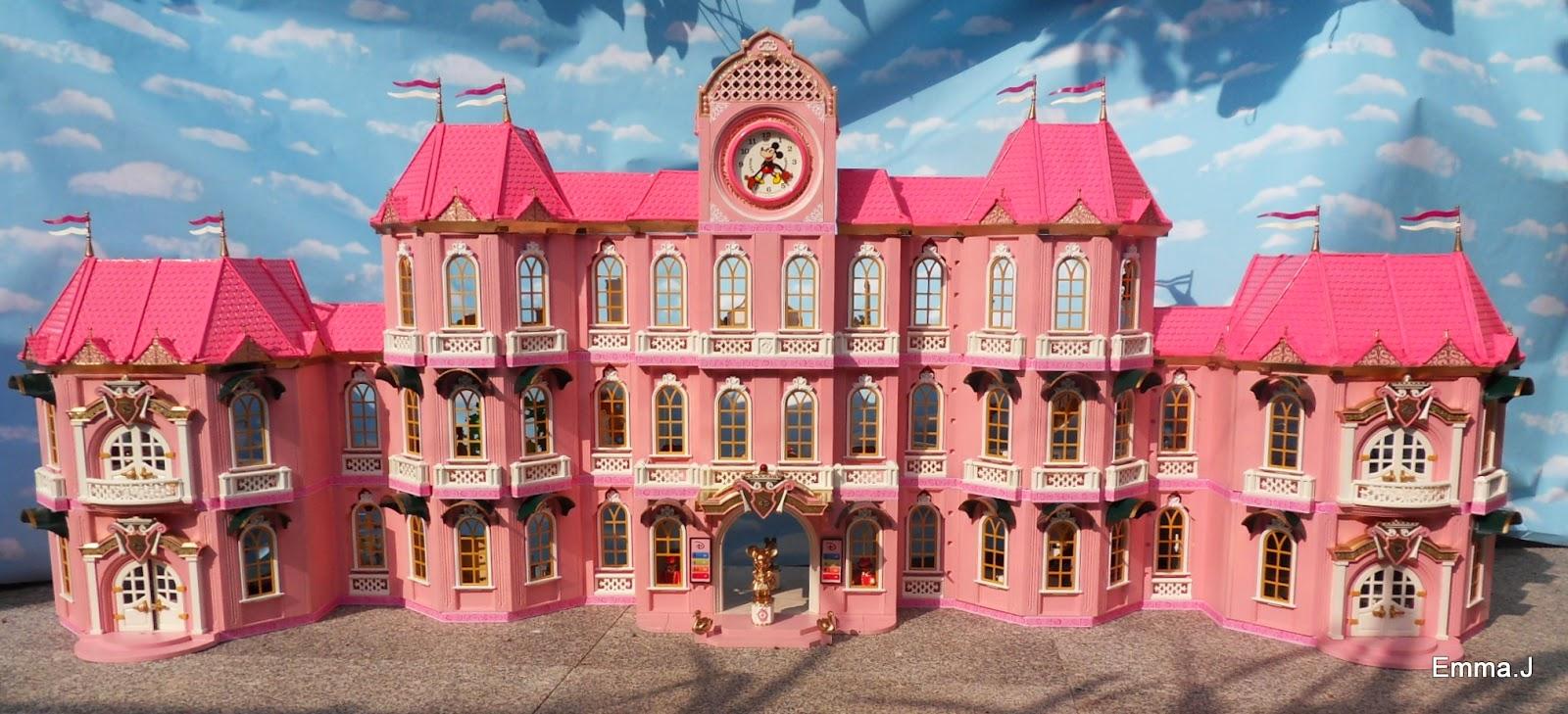 Disney Hotel Emma J S Playmobil