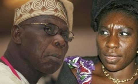 Open letter from Daughter to Dad ! Obasanjo's Daughter fires back athim ...