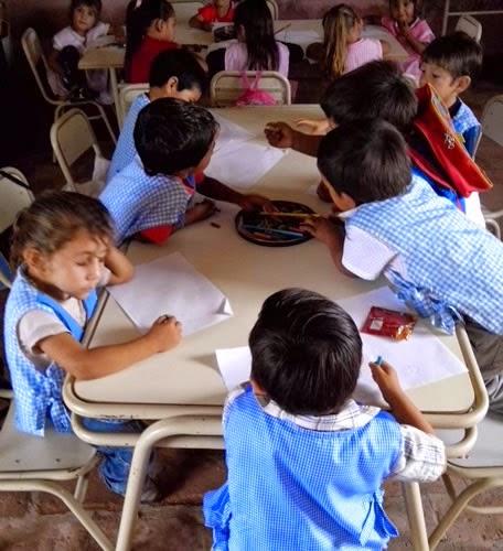 Anca overa escuela rural en santiago del estero argentina for Jardin de infantes 2015