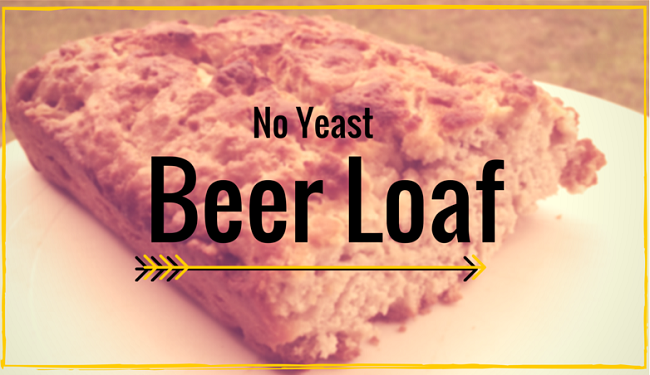 No Yeast Beer Loaf
