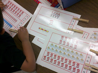 Kindergarten Number Recognition