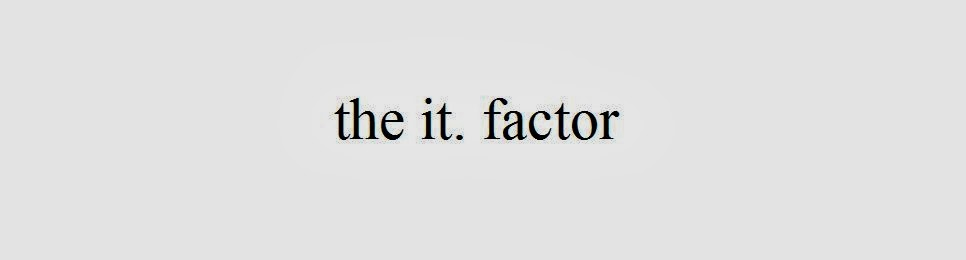 the it. factor