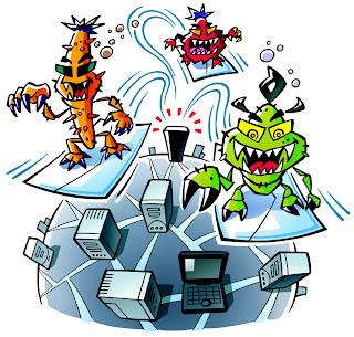 Cara efektif menghilangkan virus computer