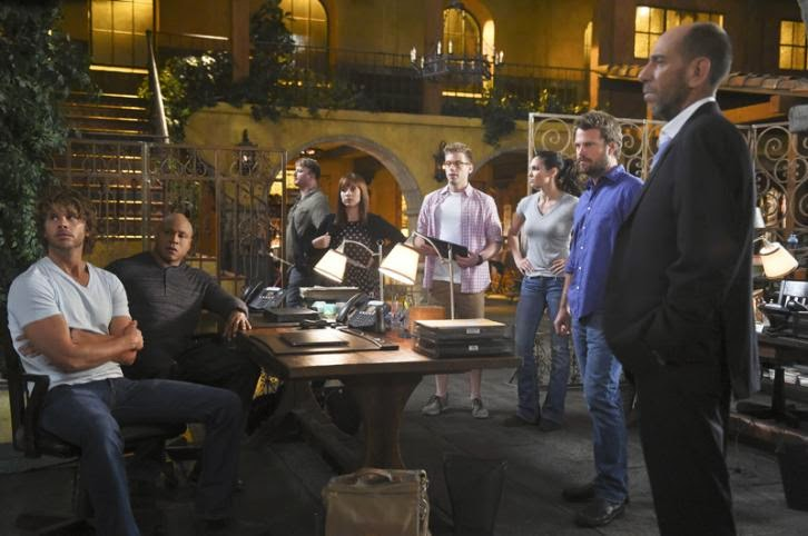 NCIS: Los Angeles - Episode 6.02 - Inelegant Heart - Press Release