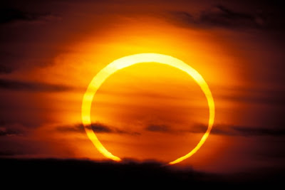 clear annular eclipse 2012