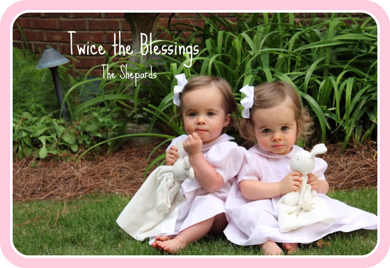 Twice the Blessings