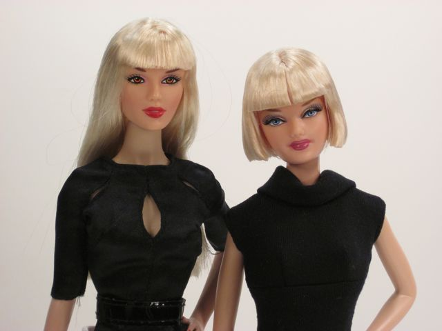 """comparison of barbie doll and suicide note Free essay: the poem """"barbie doll"""" by marge piercy and """"suicide note"""" by janice mirikitani are both about how two young women could no long take the."""