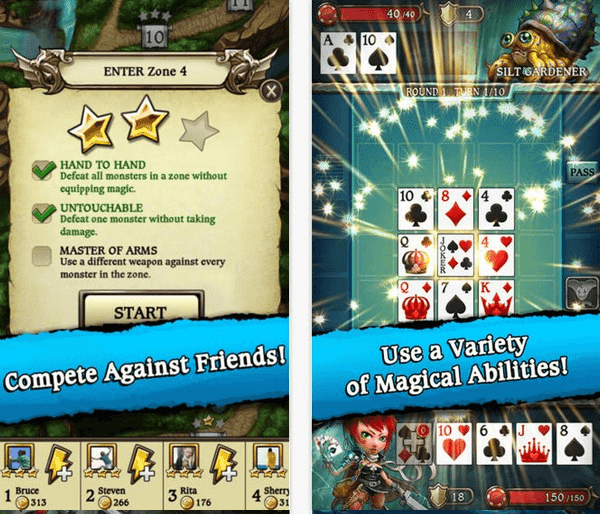 Swords & Poker Adventures Mod Apk Data