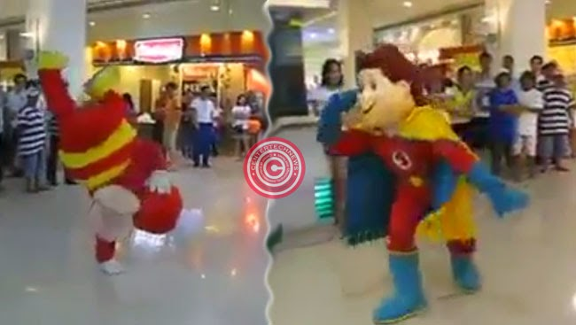 Watch Video Shakeys vs Jollibee's Dance Showdown Goes Viral