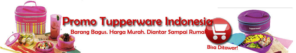 Promo Tupperware Indonesia