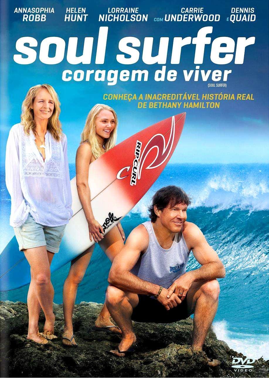 Soul Surfer Coragem de Viver – Full HD 1080p
