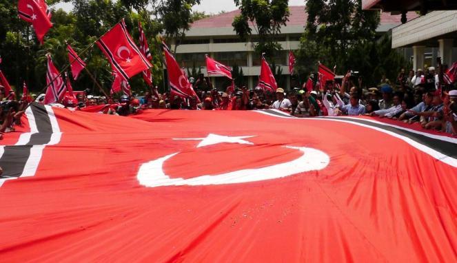 Aceh Kibarkan Bendera Sendiri, Jakarta Kebakaran Jenggot