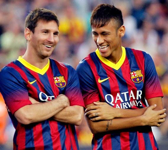 Neymar dan Lionel Messi Mulai Ikut Berlatih Kembali di Barcelona setelah mengikuti libur panjang.