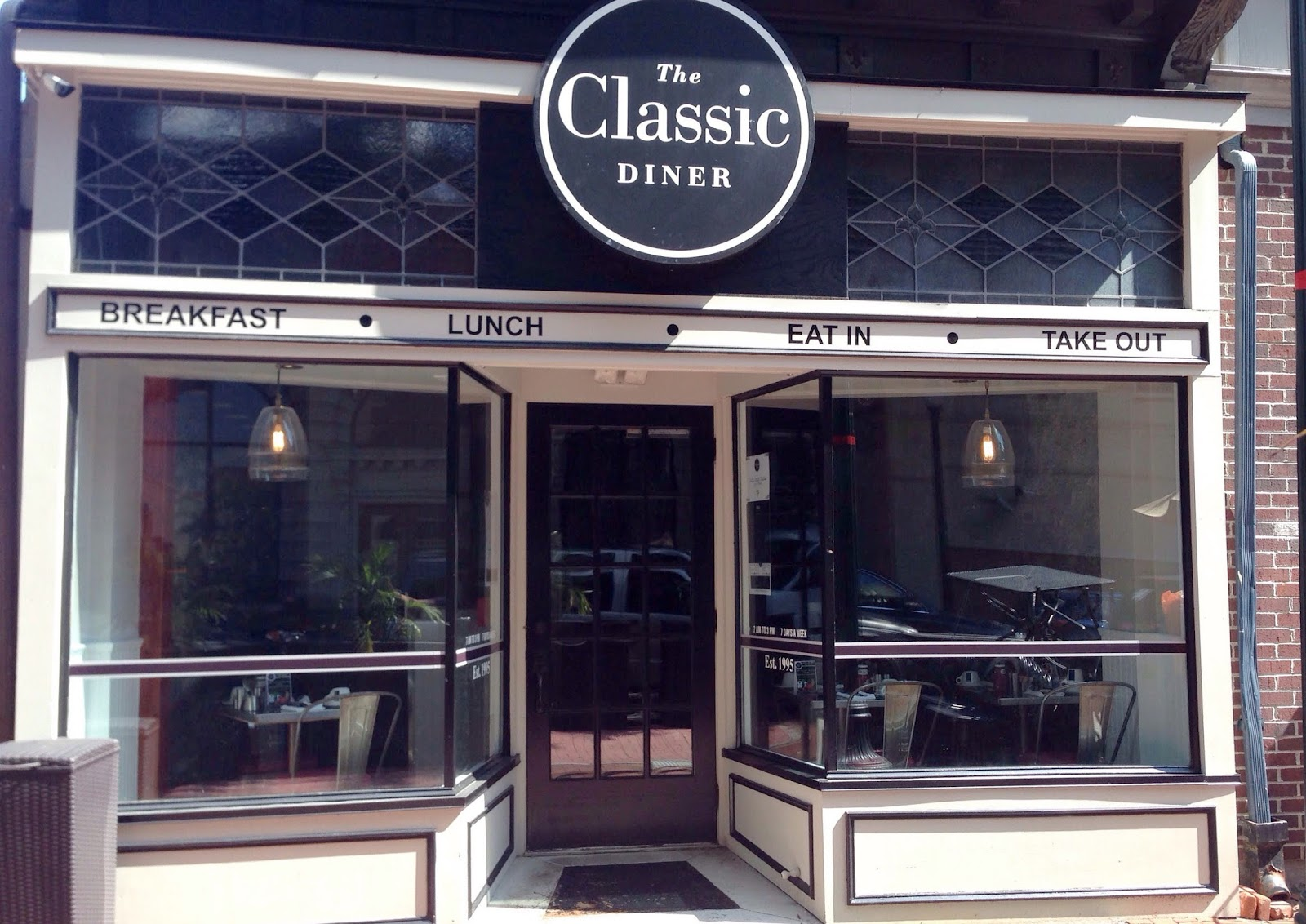 Philly Phoodie: The Classic Diner (West Chester)
