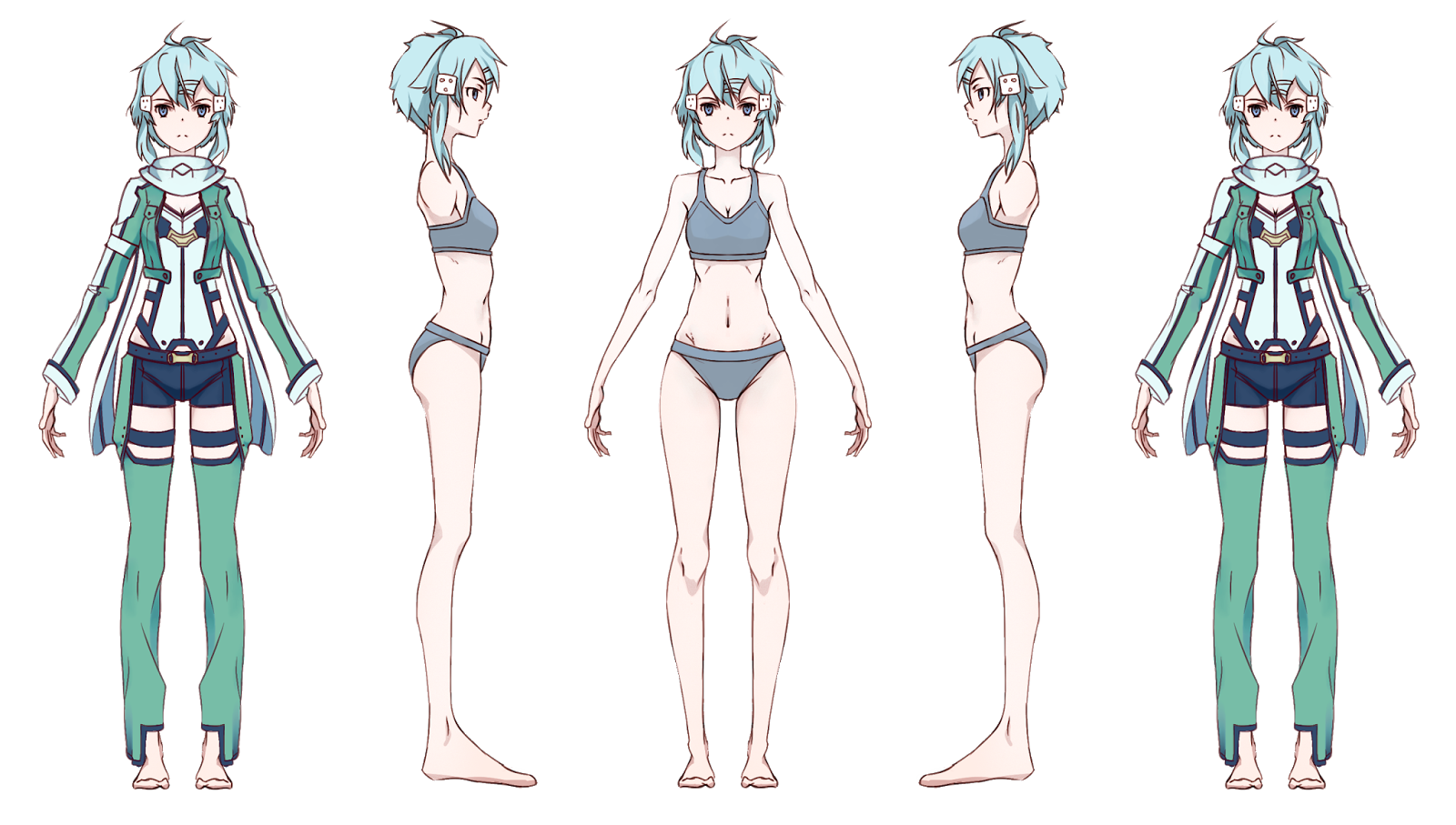 Anime Character Design Tropes : Wireframe female characters and d on pinterest