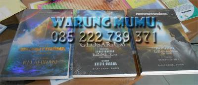 buku novel trilogi arkhytirema